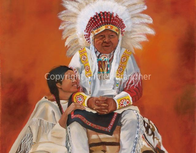 Chief & Daughter